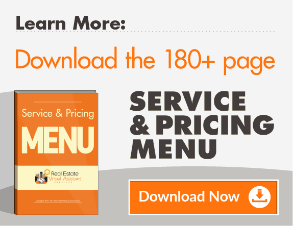 Learn More: Download the REVAS Services & Pricing Menu [180+ pg PDF]