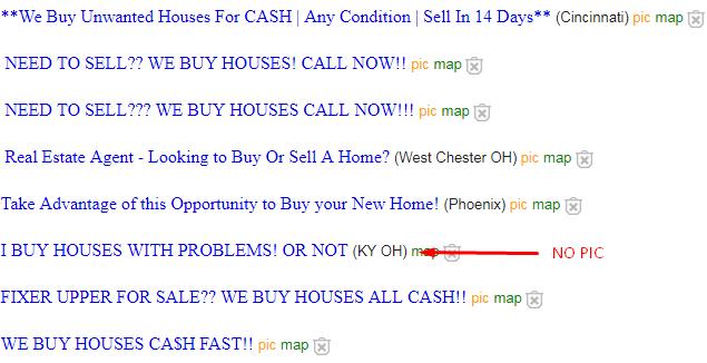 Real Estate Investor Lead Generation Using Craigslist